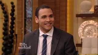 Download Fired News Anchor A.J. Clemente - ″LIVE with Kelly and Michael″ Podcast - Wednesday, 4/24/2013 Video