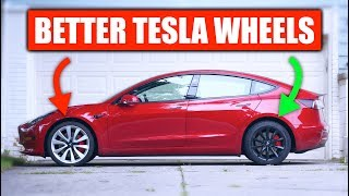Download How To Prevent Expensive Tesla Wheel Damage Video