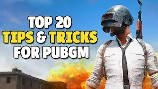 Download PUBG Mobile | Top 20 Tips & Tricks Video