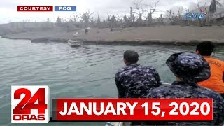 Download 24 Oras Express: January 15, 2020 [HD] Video