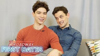 Download Broadway First Dates: Wesley Taylor and Isaac Powell Video