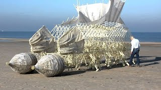 Download INCREDIBLE Kinetic Sculptures You Need To See - Oddly Satisfying Video Video