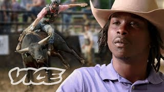 Download Being a Black Bull Rider in a Majority White Sport Video