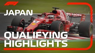 Download 2018 Japanese Grand Prix: Qualifying Highlights Video