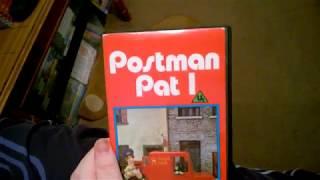 Download Postman Pat 1 VHS Tape Review Video