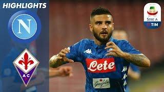 Download Napoli 1-0 Fiorentina | Insigne Does It Again For Napoli | Serie A Video