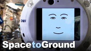 Download Space to Ground: Meet CIMON: 07/06/2018 Video