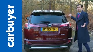 Download Toyota RAV4 SUV 2016 review - Carbuyer Video