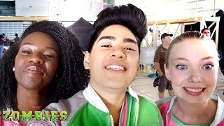 Download Behind the Scenes: ACEY CAM 🎥 | ZOMBIES | Disney Channel Video