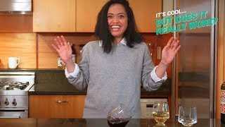 Download Unspillable Wine Glass | It's Cool, But Does It Really Work? Ep 3 Video