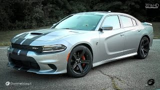 Download FIRST DRIVE: 2017 Dodge Charger SRT Hellcat Video