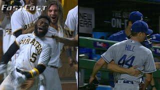 Download 8/23/17 MLB FastCast: J-Hay's walk-off ends no-no Video