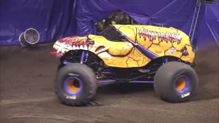 Download Monster Jam trucks - 2016 donuts compilation Video
