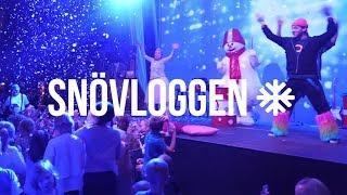 Download Familjen Reinhold på Valles middagsshow l SNÖVLOGG 14 Video