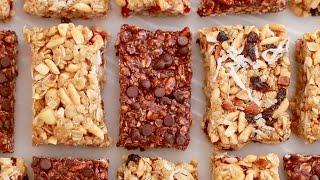 Download No-Bake Granola Bars (Back to School Recipe) Gemma's Bigger Bolder Baking Ep 139 Video