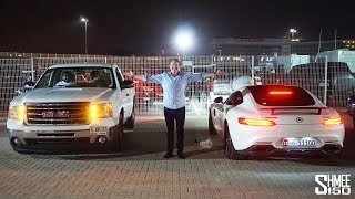 Download ONLY IN DUBAI! SUVs Racing Supercars | VLOG Video