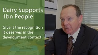 Download The Dairy Industry Supports the Livelihoods of One Billion People - Interview with Donald Moore Video