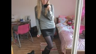 Download OOTD #5 - Skirt and Boots! Video