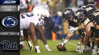 Download Penn State vs. Pittsburgh Condensed Game | 2018 ACC Football Video