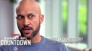 Download Hingle McCringleberry talks new celebration rule | NFL Countdown | ESPN Video