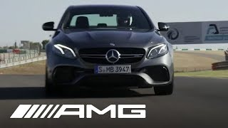 Download Highlights of the new Mercedes-AMG E 63 S 4MATIC+ Video