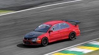 Download Mitsubishi Evolution apavora a 300 km/h em Interlagos Video