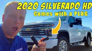 Download 2020 Silverado HD trucks are on lots now. Full EXTERIOR overview. Video