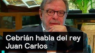 Download Cebrián habla del rey Juan Carlos - Es la Hora de Opinar Video