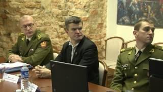Download EBU Lithuania PM wants universal conscription Video