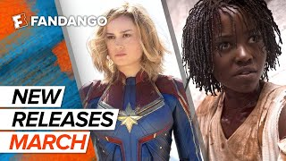 Download New Movies Coming Out in March 2019 | Movieclips Trailers Video
