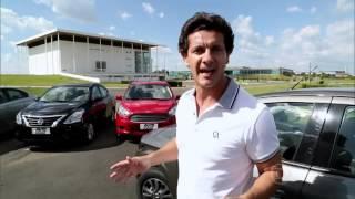 Download Teste 0-100 Km/h carros 1.0 AutoEsporte Video
