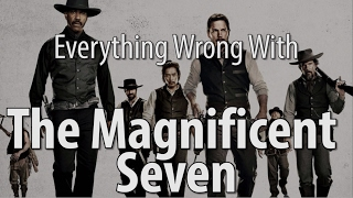 Download Everything Wrong With The Magnificent Seven In 18 Minutes or Less Video