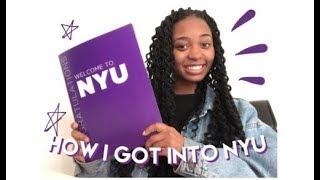 Download HOW I GOT INTO NYU (SAT, ACT, GPA, etc) Video