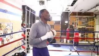 Download Boxing Star Robert Easter Jr Sick Hand Speed - esnews boxing Video