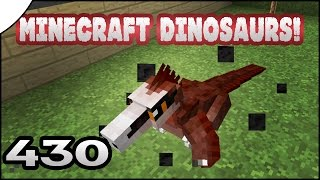 Download Minecraft Dinosaurs! || 430 || MOST TAMING EVER Video