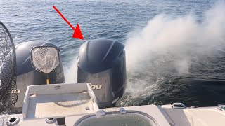 Download We blew up a $30,000 Yamaha 300 Outboard Motor! Video