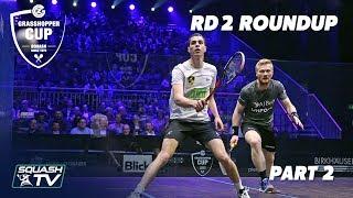 Download Squash: Grasshopper Cup 2019 - Rd 2 Roundup [Pt.2] Video