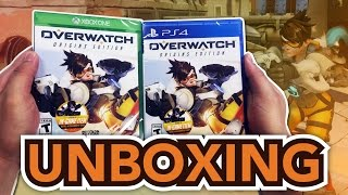 Download Overwatch Origins Edition (Xbox One/PS4) Unboxing !! Video