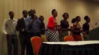 Download Shalom Choir Houston @ Banyamulenge convention, Texas 2014 Video