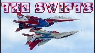 Download Ruska akro-grupa Striži Batajnica 2017 - Russian Aerobatic Team The Swifts Video