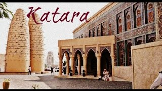 Download Katara Cultural Village and Beach feat. Classical Music 1812 by Tchaikovsky Video