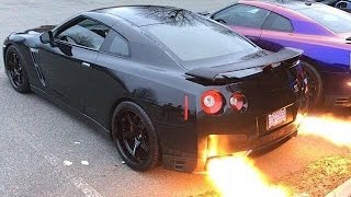 Download 2 FIRE BREATHING GTR's Video