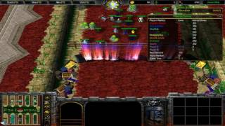 Warcraft 3 TFT - Pokemon Arena #1 Free Download Video MP4