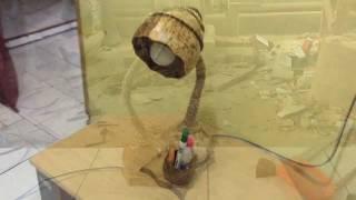 Download Lampu Meja Belajar dari Batok Kelapa Video