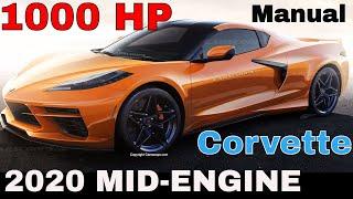 Download 2020 C8 Mid-Engine Corvette - 1000 Horsepower! Video