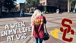 Download A Week in My Life: College Student at USC! | Tasha Farsaci Video