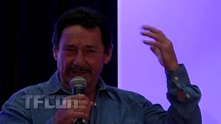 Download Peter Cullen explains how he created the voice for Optimus Prime Video