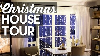 Download CHRISTMAS DECORATING SMALL APARTMENT TOUR! - Christmas & Holiday Decorating 2016! Video