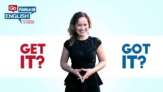 Download Get it or Got it? When to use each like a native English speaker + Online lessons with iTalki Video