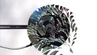Download CD Shattering at 170,000FPS! - The Slow Mo Guys Video